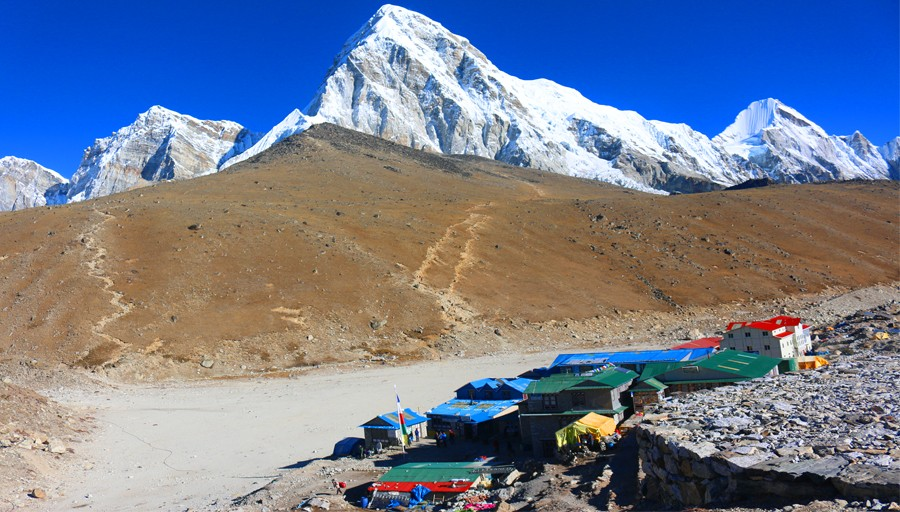 14 Day Trek to Everest Base Camp
