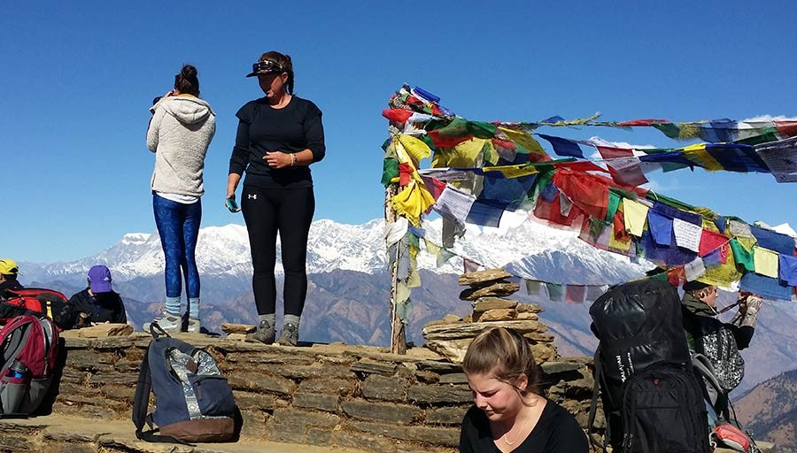 Tour , Tour in Nepal, - cover