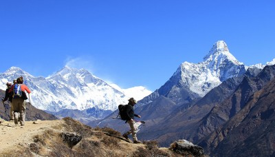 On the Way Everest Base Camp, Everest Trekking Packages