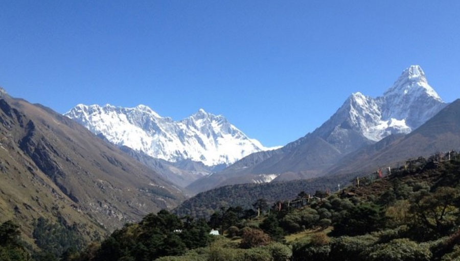 Everest Tengboche Monastery Trek Everest View Trek