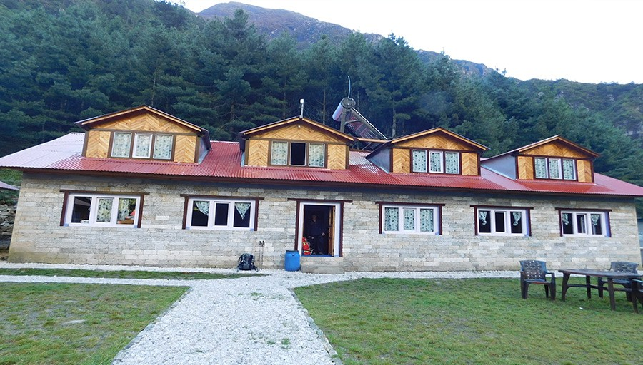 Luxury lodge Everest Region, Luxury Everest Base Camp Trek