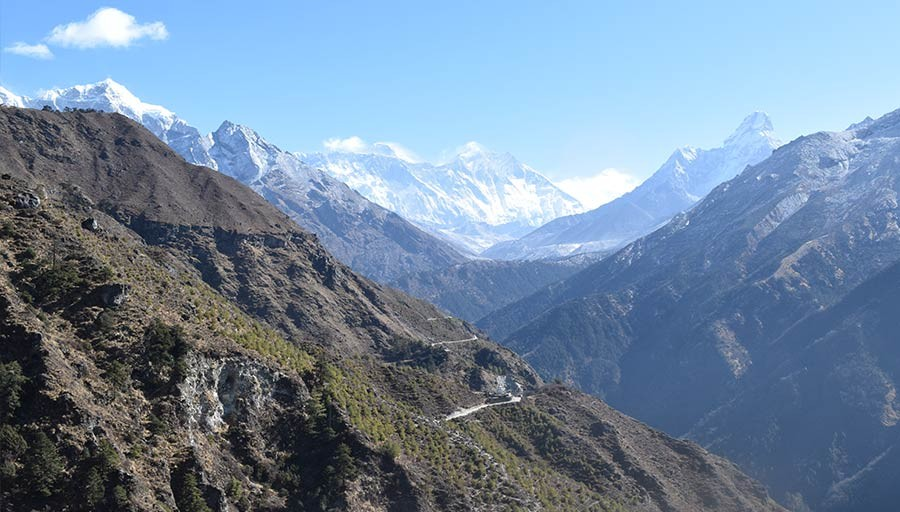 Everest Nepal base camp trekking packages